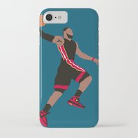 lebron iPhone & iPod Cases featuring Lebron by rusto