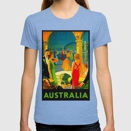 Vintage Sydney Australia Travel T-shirt