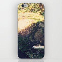Colonized Log iPhone Skin