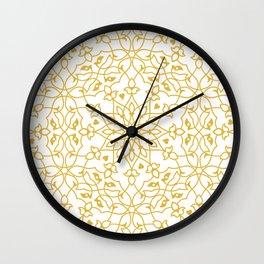 Mandala Inspiration 27 Wall Clock