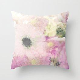 Florals 3 Throw Pillow