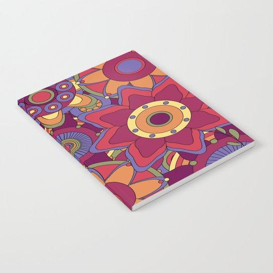 Flower 16 Notebook