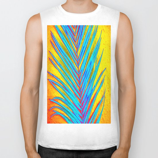 Palm Colors Biker Tank