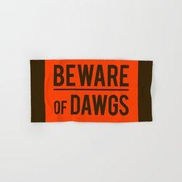 Beware Hand & Bath Towel