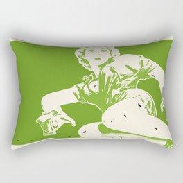 Ants attack Rectangular Pillow