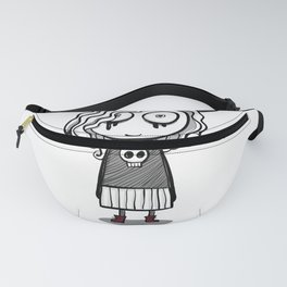 Just Smile! Fanny Pack