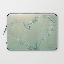 Winter Romance Laptop Sleeve