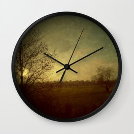 muggy Wall Clock