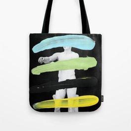 Untitled (Finger Paint 8) Tote Bag