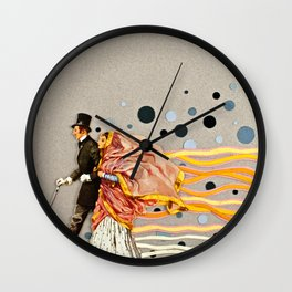 Olometer Wall Clock