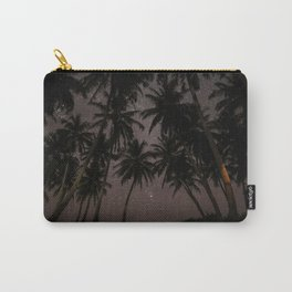 tropical night #society6 #decor #buyart Carry-All Pouch