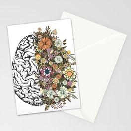 Anatomy Brain Stationery Cards
