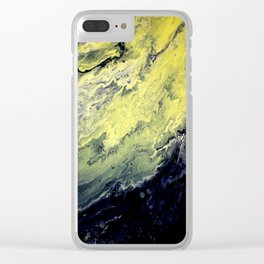 R8 Clear iPhone Case