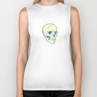 mortal instruments Biker Tanks featuring Mortal Colors by Tweedles