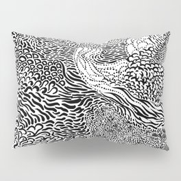 Patterns and Shapes Pillow Sham