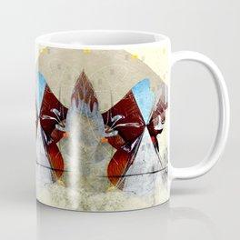 Wings Of A Nightingale Coffee Mug