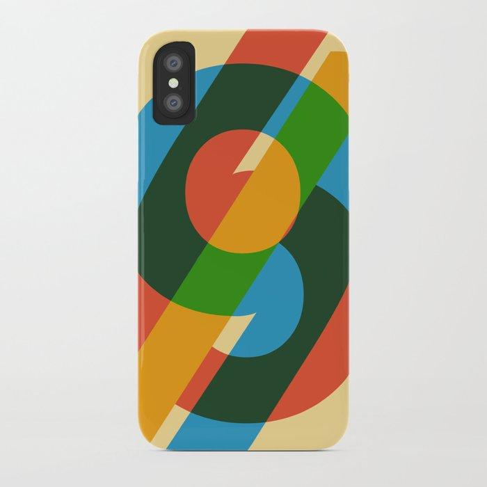 six to nine iPhone Case