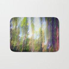 Sun shower in the Fairy Forest Bath Mat