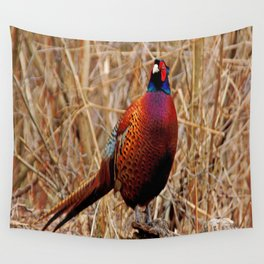 Pheasant Wall Tapestry