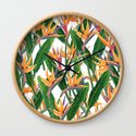 bird of paradise pattern by colorandcolor