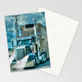 The Cattle Truck Stationery Cards