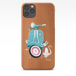Love Scooter iPhone Case