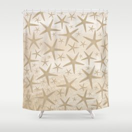 Star spangled Shower Curtain