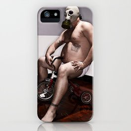 Toxic Youth iPhone Case