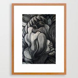 Hive 1 Framed Art Print