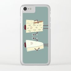 Frencheese Clear iPhone Case