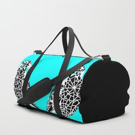 Minty Magpie Duffle Bag