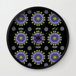 Spring time decorative Wall Clock