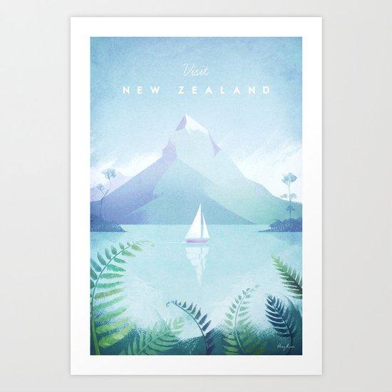 New Zealand by wetcake