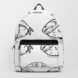 Sushi flavor Backpack