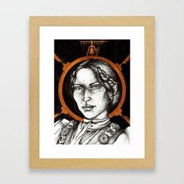 Ladies of Dragon Age: Josephine Framed Art Print