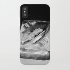 2 Cigarettes In An Ashtray Slim Case iPhone X