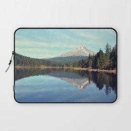 Mount Hood Trillium Lake Oregon Laptop Sleeve