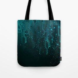 Aqua Tech Tote Bag