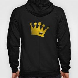 Crown Pattern Hoody