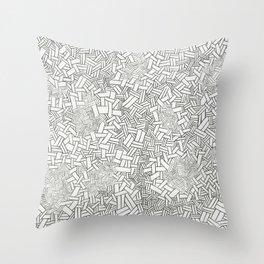 Full Throw Pillow
