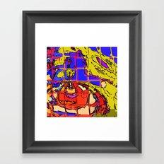 HEFESTUS Framed Art Print