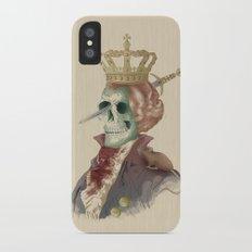 I LOVE THE KING iPhone X Slim Case