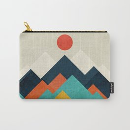 The hills are alive Carry-All Pouch
