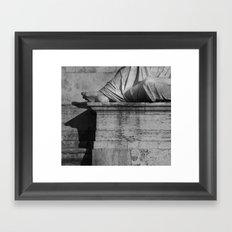 built Framed Art Print