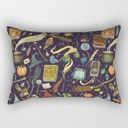 Magic School Rectangular Pillow