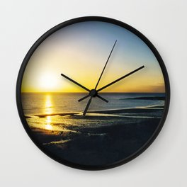 San Felipe: Campo Delicioso Sunset Wall Clock