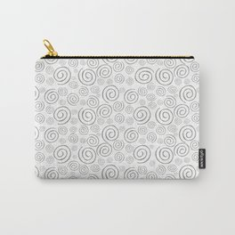 """Swirls/Rulitos"" Carry-All Pouch"