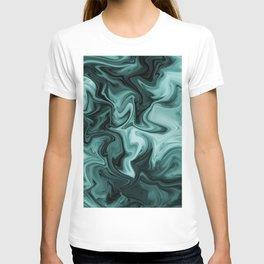 ABSTRACT LIQUIDS 60 T-shirt