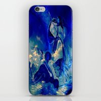 angels iPhone & iPod Skins featuring angels by  Agostino Lo Coco
