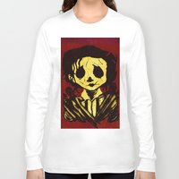 edward scissorhands Long Sleeve T-shirts featuring Edward Scissorhands by Jide